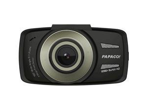 GoSafe 550 Super HD 1296p Dash Camera with 8GB Micro SD Card and Driver Assist Features