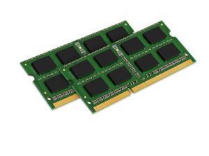 Kingston Technology 8GB Kit (2x4 GB Modules) 1066MHz DDR3 SODIMM Notebook Memory for Select Apple iMac's and Macbooks KTA-MB1066K2/8G