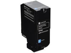 Lexmark 84C1HC0 Unison Toner Cartridge, Cyan