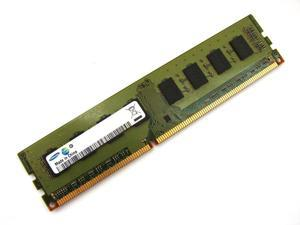 Samsung 4GB PC3-12800 DDR3-1600MHz non-ECC Unbuffered CL11 240-Pin DIMM M378B5273DH0-CK0