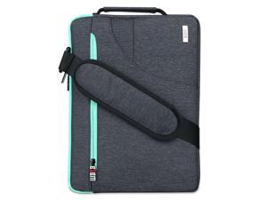 BUBM 11.6 inch Laptop Tablet Handbag Compatible for MacBook Air 11.6 inch 10.5 Bag Samsung Galaxy Tab Pro chromebook Shoulder Bag