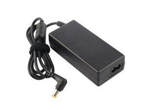 Futurebatt Charger for DELL 1701FP 1702FP 1500F LCD Monitor Adapter Power Supply Cord AC DC Power Supply Cord