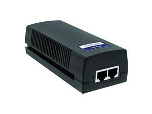 BV-Tech Single Gigabit Port Power over Ethernet Plus PoE+ Injector – 30W – 802.3at – up to 100 meters (325 Feet) – BV-I100GH