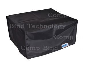 Comp Bind Technology Printer Dust Cover for HP OfficeJet Pro 8035 All-in-One Wireless Printer, Black Nylon Anti-Static Dust Cover Dimensions 18.2''W x 13.4''D x 9.2''H