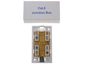 110 Punch Down Style Cable Leader Cat6 Junction Box