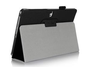 ProCase Galaxy Note 10.1 Case Ultra Slim Folio Stand Leather Case Cover for Samsung Galaxy Note