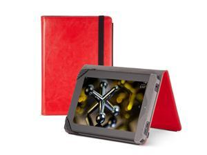 MarBlue Atlas Plus Case for Fire HD 7, (only fits 4th Generation Fire HD 7), Red