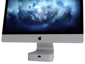 "Rain Design mBase Monitor Mount 27"" for iMac, Space Gray (10045)"