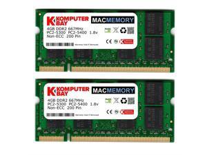"Memory RAM for Apple MacBook Pro 15.4/"" 2.2GHz 4GB A43 MA895LL//A 1X4GB"