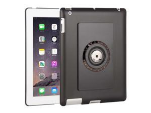 The Joy Factory MagConnect Smart Cover Compatible Back Tray Case for iPad 2/3/4 (MMA101-K)