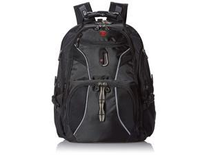 0e292c6f3b6e Swiss Gear SA1191 Black with Gray Laptop Backpack - Fits Most 15 Inch  Laptops and Tablets - Newegg.com