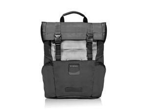 """Everki EKP161 ContemPRO Roll Top Laptop Backpack, up to 15.6"""" - Black"""