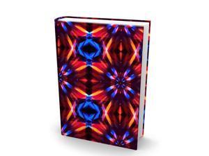 Book Sox Stretchable Fabric Jumbo Book Covers - Jumbo Crystallized Print (1 Item)