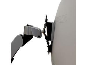 VESA Mount Adapter for Viotek GN27C, NB27C, NB32C, GN32C, GN34C and MSI Optix G24C, G27C Monitors - by HumanCentric