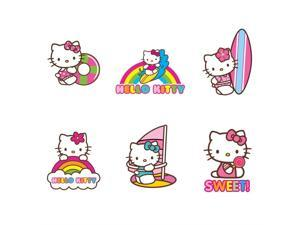 Birthday Party Supplies /& Favors Make Your Own Hello Kitty Stickers 100 per Pack