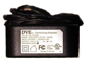 Homedics Power Supply / Adaptor ADP-10 (D12-2000) 12V DC 2A