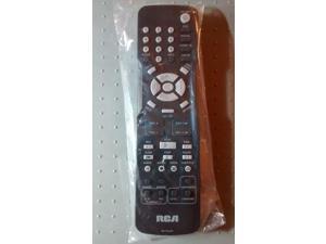 RCA Remote Control  RCR 192AA10 RCR192AA10 RTD3131, RTD3133, RTD3136