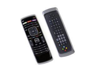 Replace XRT302 Smart TV Qwerty Dual Sided Keyboard Remote Control Fits for VIZIO Smart TV