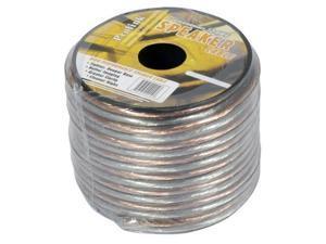 Stinger SHW510G Hyper Twisted Speaker Wire 50ft 10-Gauge Matte Gray Gray