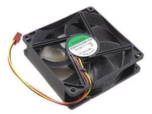 2 Sunon PMD1206PMB1-A. .F.GN 12VDC Fan60mmx38mm 3pin TAC Sensor Extreme Hi-speed 56.5CFM Server//Case Fan