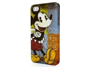 PDP IP-1430 Series 3 1928 Mickey Cover for iPhone 4/4S - Retail Packaging - Multi