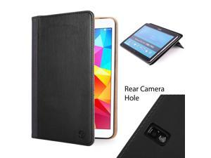 Mary Executive Leather Portfolio Case [Stand] [Rear Camera Hole] For Samsung Galaxy Tab Pro 10.1