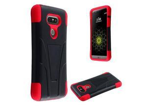 LG G5 Phone Case , [ Storm Buy ] Premium Hard & Soft Sturdy Durable Shockproof