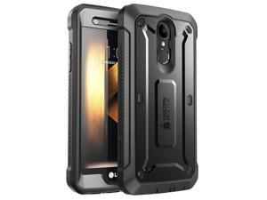 LG K20 Plus Case, SUPCASE [Unicorn Beetle PRO Series] Full-Body Rugged Holster Case with Built-in Screen Protector for LG K20 V/LG K20 Plus/LG Harmony/LG LV5/LG K10 2017 (Not Fit LG K10 2016) (Black)