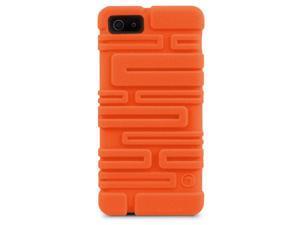 Marware Azteka Case for iPhone 5C - Retail Packaging - Orange