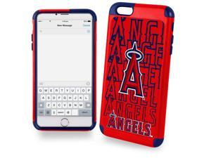 Dream Wireless Los Angles Dual Hybrid iPhone 6 Plus - Retail Packaging - Blue/Red