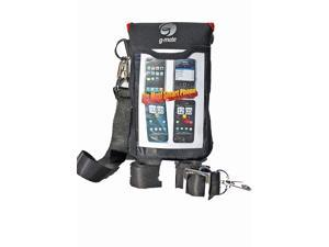 G-mate Neoprene Black Cell Phone Pouch All in One Design