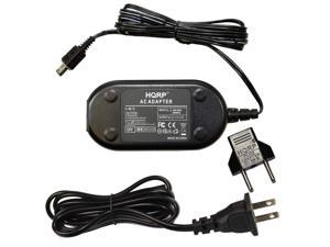 HQRP AC Adapter//Power Supply Compatible with JVC GR-SXM735 GR-SXM735U GR-SXM735US GR-SXM740 GR-SXM740U GR-SXM740US Camcorder with USA Cord /& Euro Plug Adapter