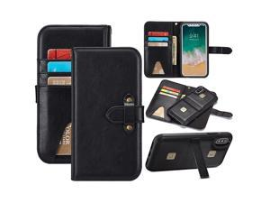e8ba702184e3 Sena Wallet Book - Genuine Leather Book Style Folio Wallet with Kickstand &  Card Slots for iPhone XS/iPhone X - Tan - Newegg.com