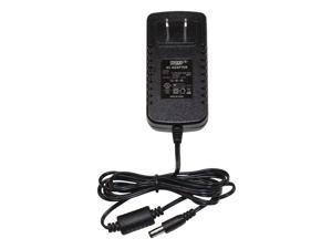 HQRP AC Adapter for WD TV Live Hub Media Center WDBABZ0020BBK-NESN WDBABZ5000ABK-NESN WDBABZ0010BBK WDBABZ0010BBK-NESN WDPS042RNN WA-24E12FU 24W Power Supply Cord [UL Listed] + Euro Plug Adapter