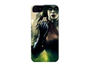 Performance Designed Products IP1962 Case for iPhone 5, DC Injustice - Harley Quinn - Retail Packaging - Multicolor