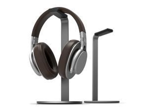 elago H Stand [Dark Gray] - [Premium Aluminum][Scratch-Free Padding][Perfect Height] Gaming and Audio Headphones