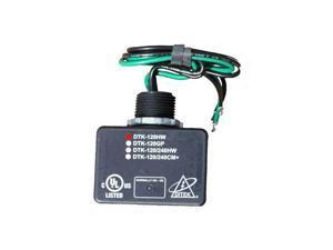DiTek DTK-120/240HW Surge Protector • 120/240 Volt • 72,000 Amp Peak Protection • Replacement Surge Protector