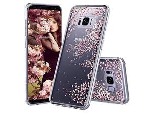 Cases, Covers & Skins Reiko Samsung Galaxy S8 Edge/ S8 Plus Soft Transparent Tpu Case In Clear White To Adopt Advanced Technology