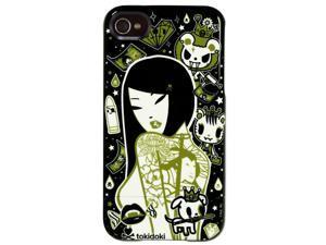 10c4e03b5c Uncommon C0004-AE Capsule Hard Case for iPhone 4 and 4S, Tokidoki 24K Design