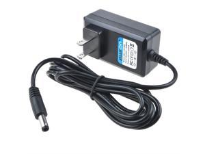 PwrON 6.6 FT 12V AC Adapter For Motorola Arris Surfboard Cable Modem SB6121 SB6141 SB6120 SB6180 SB6183 SB5120 SB5100 SB5101& 2210-02 DSL Modem