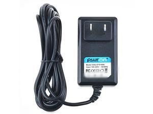 PwrON 6.6 FT Cable AC Adapter for Kocaso SX9700 Android Tablet PC DC Power Supply Cord Wall Home Charger PSU