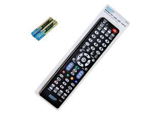 "HQRP Remote Control for Samsung 4K UHD JU6700 Series UN65JU6700FXZA UN48JU6700FXZA UN40JU6700FXZA 65"" 55"" 48"" 40"" LCD LED HD Smart TV + HQRP Coaster"