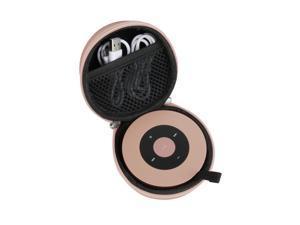 Hermitshell Hard Travel Case fits Bluetooth Speaker XLeader/NUBWO Portable Speaker (Rose Gold)