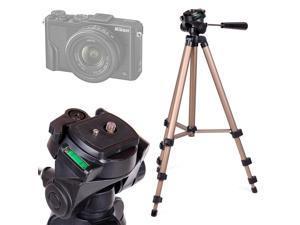 Powershot S110 /& Powershot SX510 HS Compatible with Canon IXUS 255HS DURAGADGET Camera Tripod with Extendable Legs /& Ball-Tilt Head