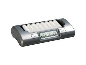 Powerex MH-C800S 8-Cell Smart Charger for AA / AAA NiMH / NiCD