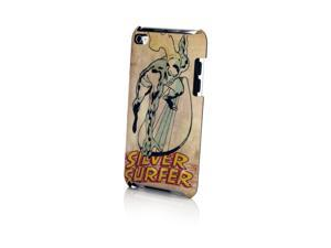 Performance Designed Products IP-1382 Marvel Silver Surfer Clip Case for iPod Touch 4 - 1 Pack - Retail Packaging - Assorted