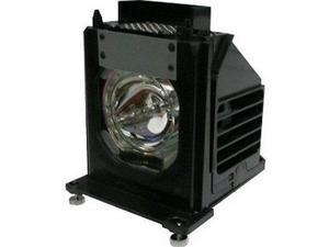 Mitsubishi WD73C11 TV Cage Assembly with Original Bulb Inside by Comoze Lamps