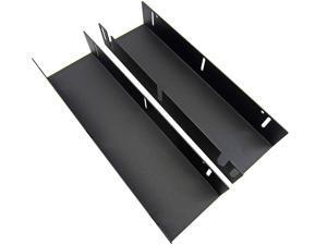 """APG Cash Drawer VPK-27B-16-BX Under Counter Mounting Bracket, 4.3"""""""