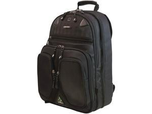 """1 - 17.3"""" ScanFast(TM) Backpack, Fits notebooks with up to 17.3"""" screens, Checkpoint-friendly design for faster screening at airport security checkpoints, MESFBP2.0"""