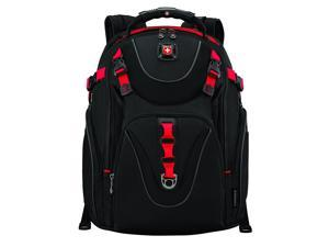 """Wenger Luggage Maxxum 16"""" Laptop Backpack, Black One Size"""
